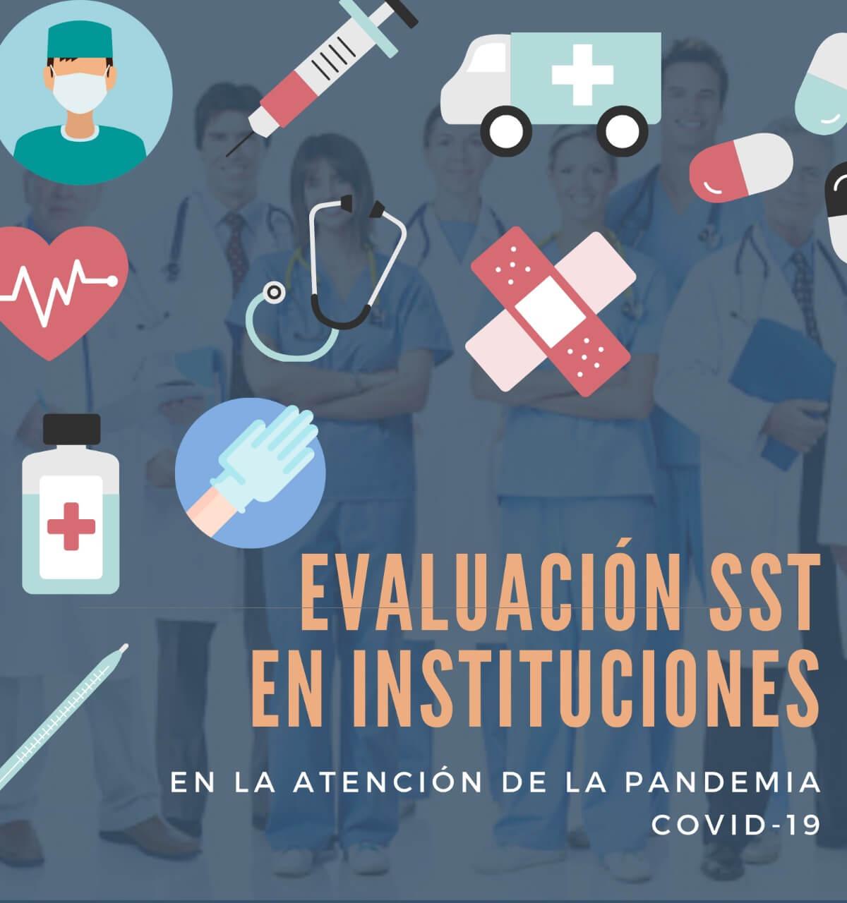 Evaluación condiciones de trabajo personal de salud en pandemia COVID19