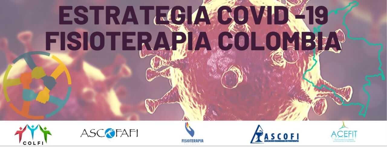 Estrategia COVID-19 Fisioterapia Colombia