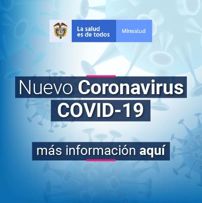 Nuevo Coronavirus COVID-19