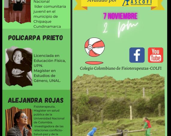 Actividad Física, Deporte y Género | Parte 3: Deportes: Contexto rural y urbano