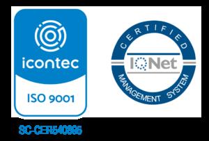 ISO 9001:2015 - certificación SC-CER540895