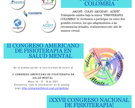 Boletín semanal por correo electrónico de nuestros congresos